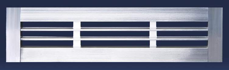 Hvacquick Dayus Dabls C Shallow Bar Linear Grilles 1 2