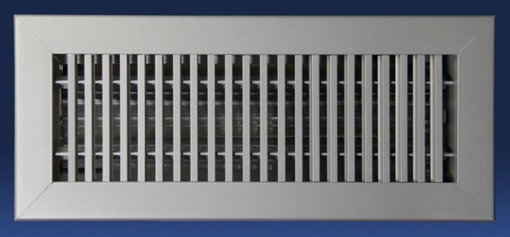 Linear Return Grilles : Hvacquick dayus dafd bar linear supply floor register