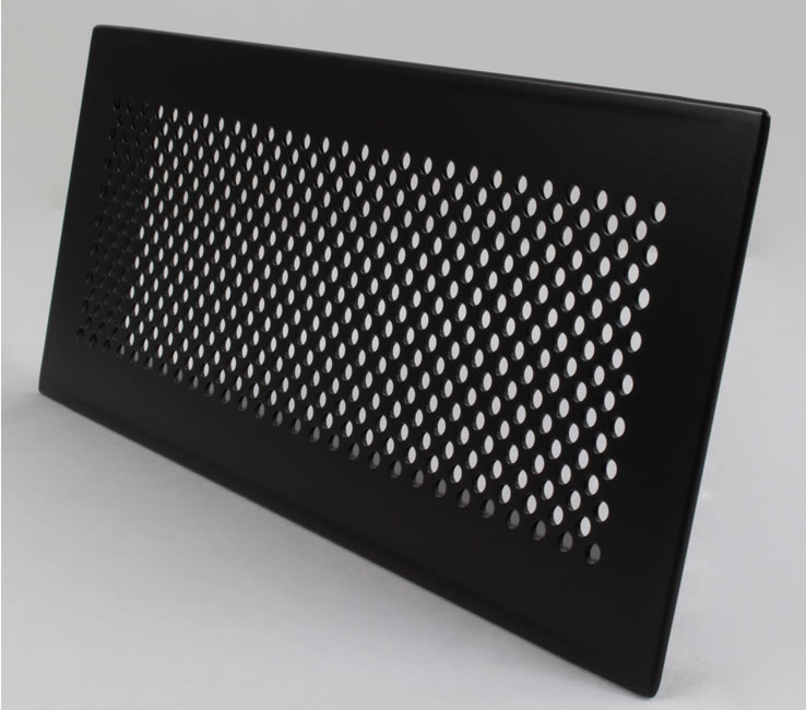 Hvacquick - Airscape Custom Flanged Grilles  8 Inch