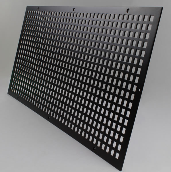 Hvacquick Airscape Custom Flat Perforated Grilles 1 2