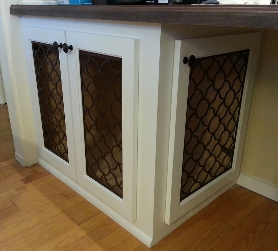 Decorative grilles for cabinet doors hvacquick steelcrest