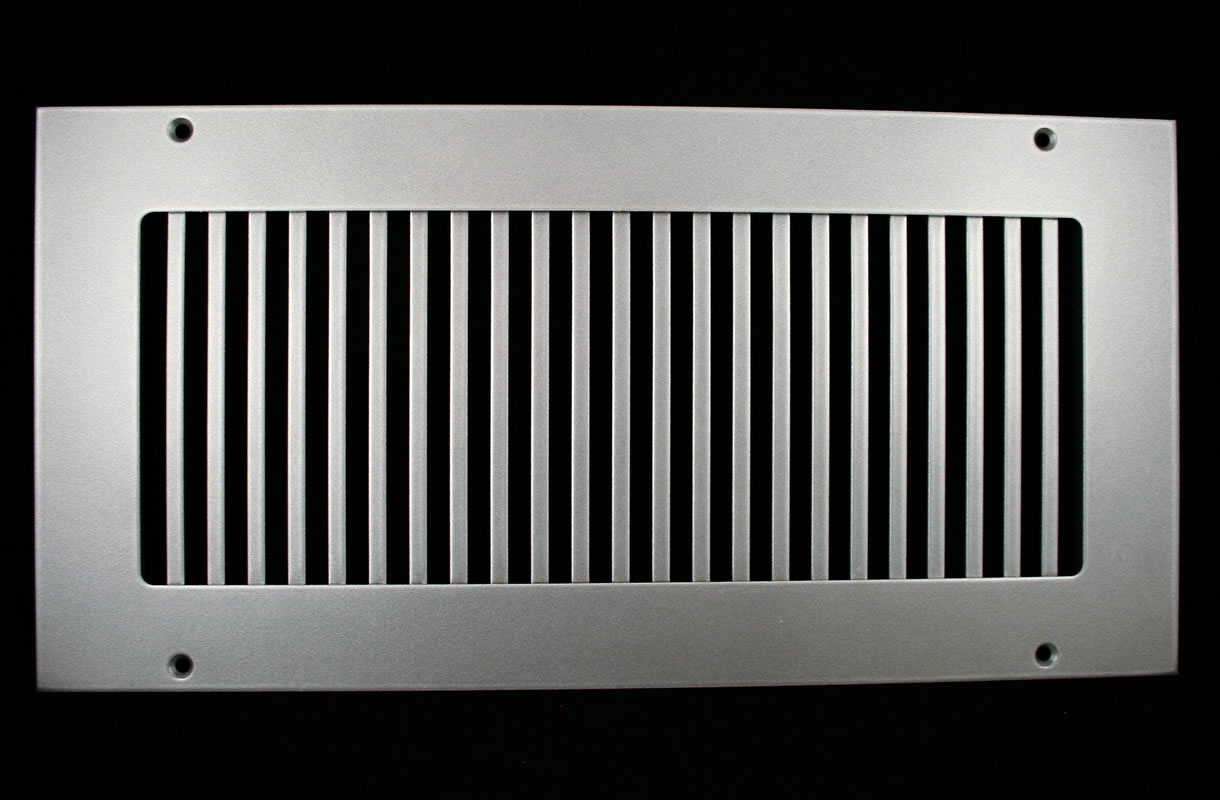 hvacquick steelcrest pro vertical custom metal grilles. Black Bedroom Furniture Sets. Home Design Ideas