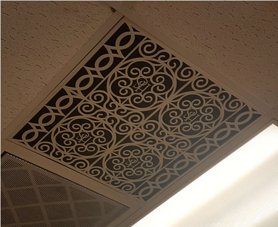 steelcrest tbar grilles