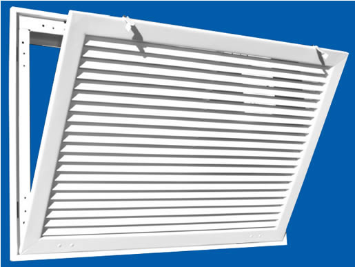 Hvacquick Truaire 290 Series Fixed Bar Return Air Filter