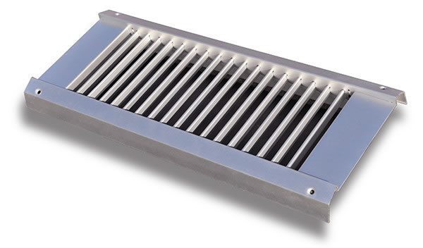 truaire spiral duct grilles