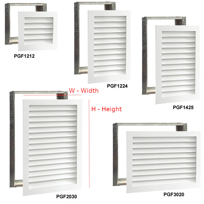 worth home products paint grade wood grilles