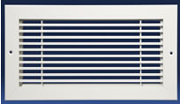 Dayus DABL Bar Linear Grilles for Wall, Ceiling or Sill