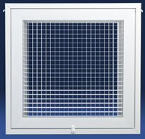 Dayus DARE5-FG Return Air Filter Grilles - CUBE CORE STYLE