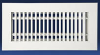Dayus DAF Bar Linear Supply Floor Grille with No Damper