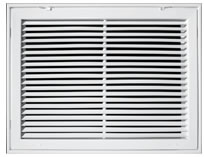 TRUaire 290 Series Fixed Bar Return Air Filter Grilles
