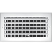 TRUaire A301 Series Single Deflection Curved Blade Grilles