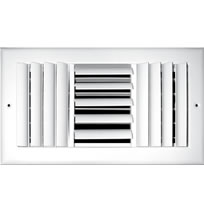 TRUaire A303 Series Triple Deflection Curved Blade Grilles